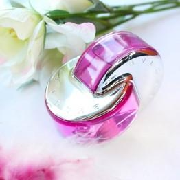 Bvlgari Omnia Pink Sapphire Остаток во флаконе 25 мл, полноценный флакон