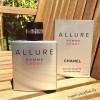 Chanel Allure Homme Sport Остаток во флаконе 40 мл, полноценный флакон