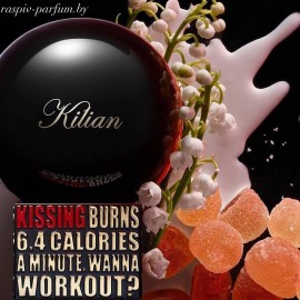By Kilian Kissing Burns 6. 4 Calories An Hour. Wanna Work Out?