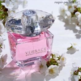 Versace Bright Crystal  Остаток во флаконе 30 мл, тестер без крышки